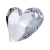 Devoted 2U Heart 27mm Crystal